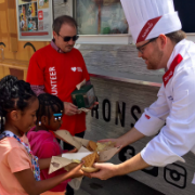 New Orleans Children Benefit from Sodexo's Feeding Our Future® Summer Meal Program